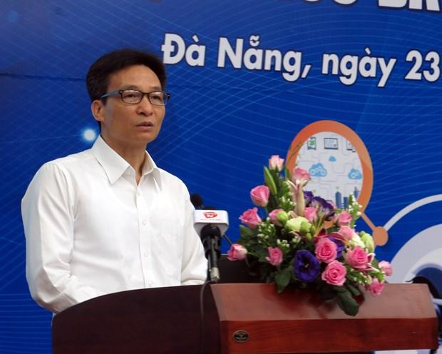 City seeks development directions for Da Nang Hi-tech Park hinh anh 1