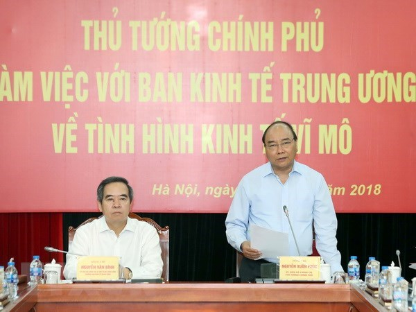 Ensuring sustainable growth is a long-term issue: PM hinh anh 1