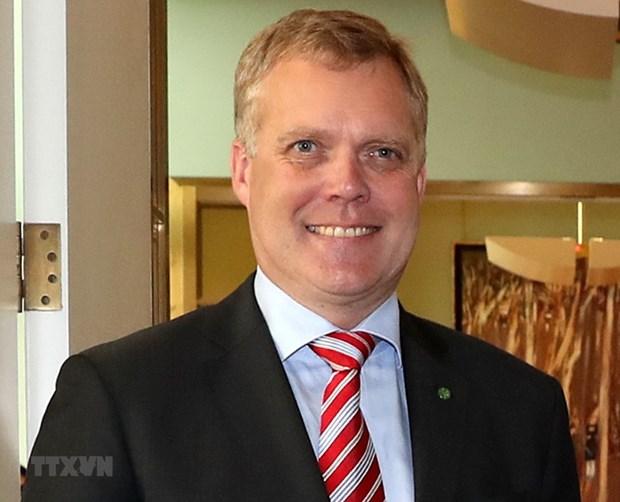 Speaker of Australian House of Representatives begins Vietnam visit hinh anh 1