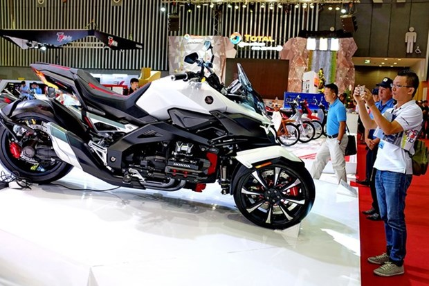 Vietnam's motorcycle market holds much potential hinh anh 1
