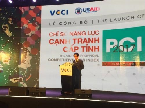 Central localities need to boost administrative reform to increase competitiveness index hinh anh 1