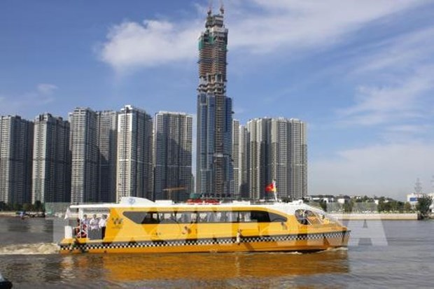 HCM City advised to optimise potential of waterway tourism hinh anh 1