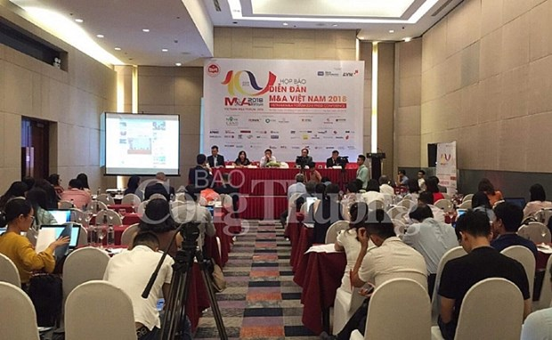 M&A Vietnam Forum to be held next month hinh anh 1
