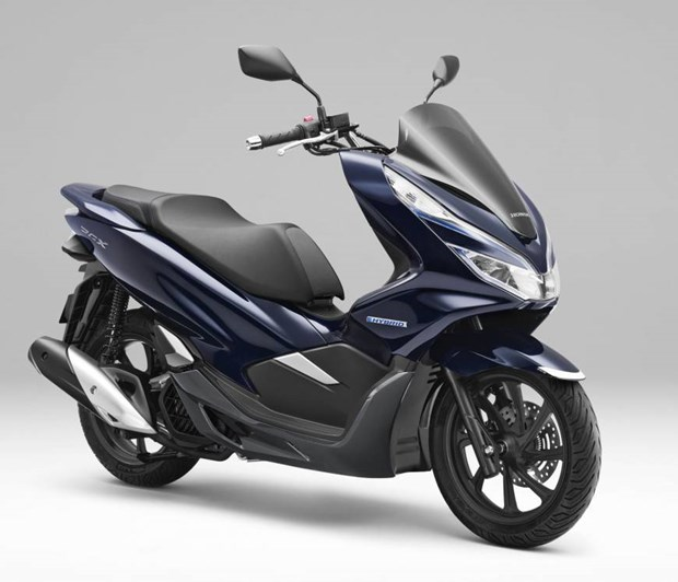Honda, Yamaha bet on hybrid models in Thai motorcycle market hinh anh 1