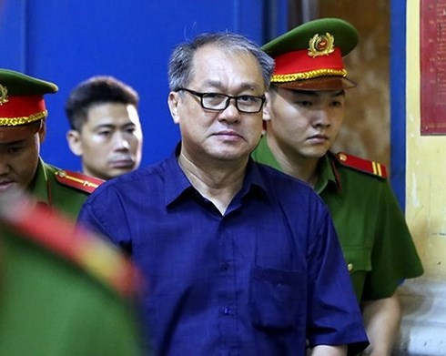 Trial on Construction Bank case resumed hinh anh 1