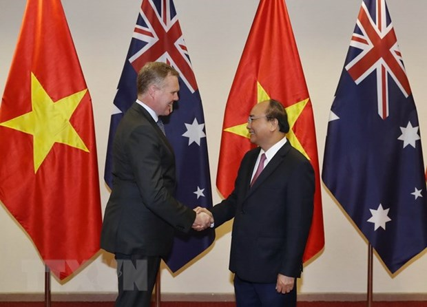 PM Nguyen Xuan Phuc meets Speaker of Australian lower house hinh anh 1