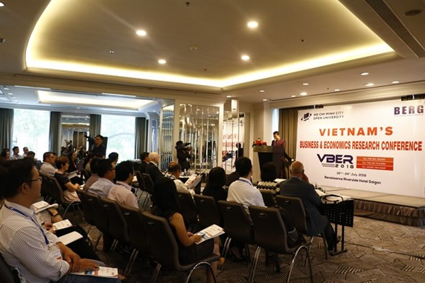 Conference highlights financial inclusion for income balance hinh anh 1