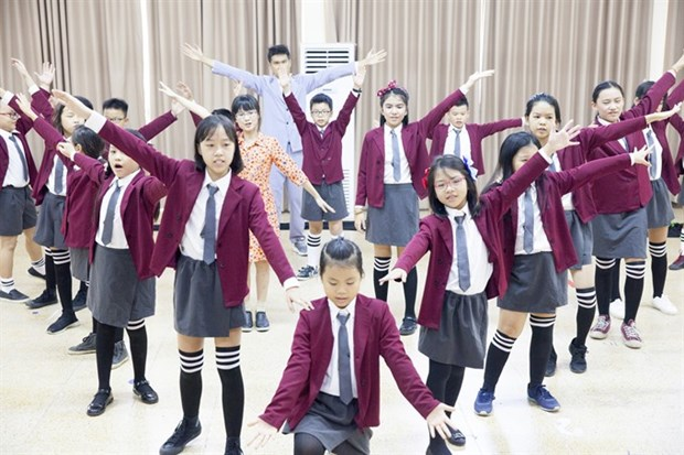 Matilda the Musical to hit the stage hinh anh 1