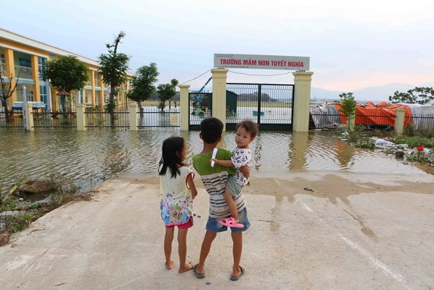 Hanoi moves to address flood impact in suburbs hinh anh 2