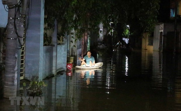 Hanoi moves to address flood impact in suburbs hinh anh 3