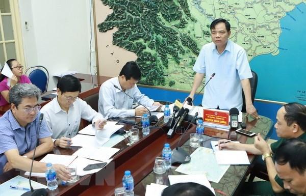 Vietnam stays vigilant in response to natural disasters hinh anh 1