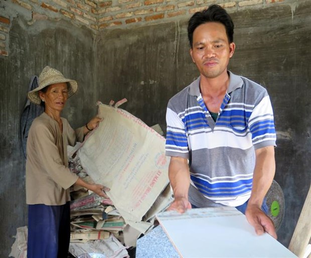 Phu Yen: over 3,200 families benefit from housing assistance policy hinh anh 1