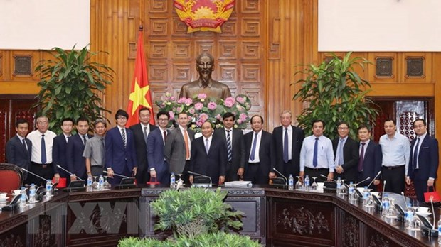 PM hosts investors interested in Bac Lieu power project hinh anh 1