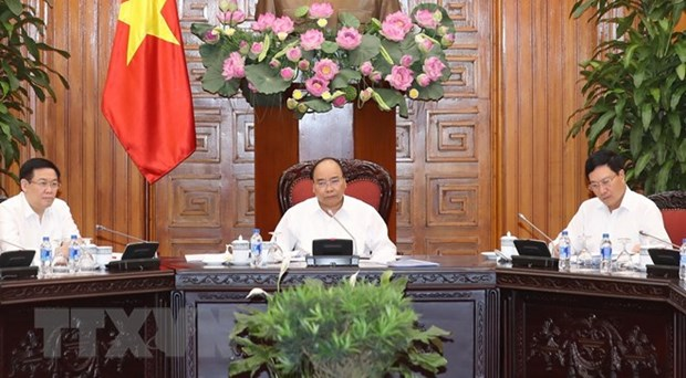 PM orders stricter measures to prevent massive scrap imports hinh anh 1