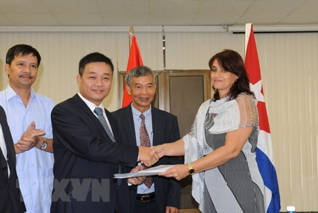 Vietnamese firm launches subsidiary in Cuba hinh anh 1