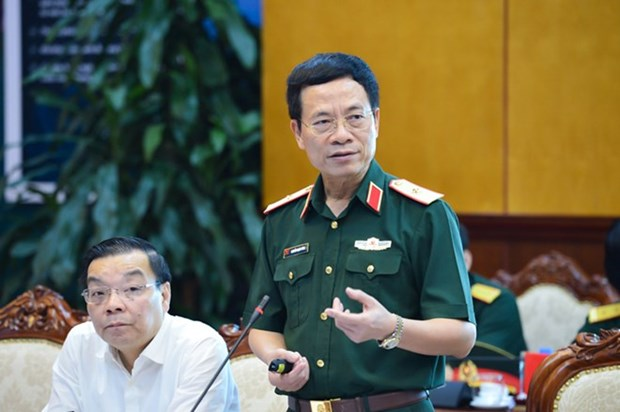 Viettel Group's chairman appointed to lead information ministry hinh anh 1