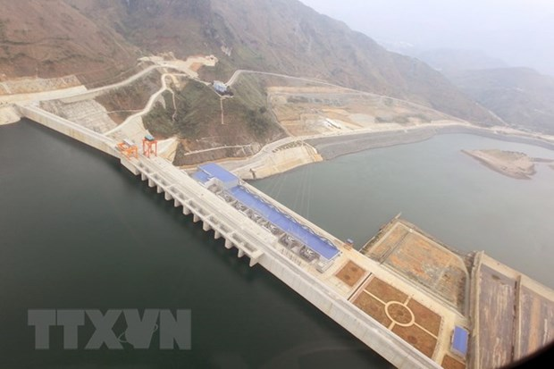 EVN: All hydropower dams are safe hinh anh 1