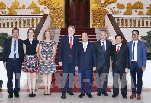 Vietnam wants to boost cooperation with EU: PM hinh anh 1