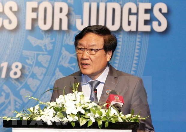 Vietnam, Singapore to intensify judicial cooperation hinh anh 1