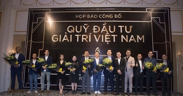 Vietnam Entertainment Fund makes debut hinh anh 1