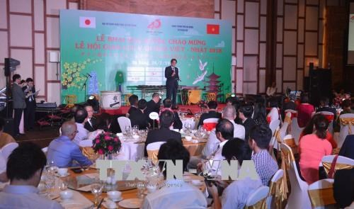 Da Nang hosts Vietnam - Japan cultural exchange festival hinh anh 1