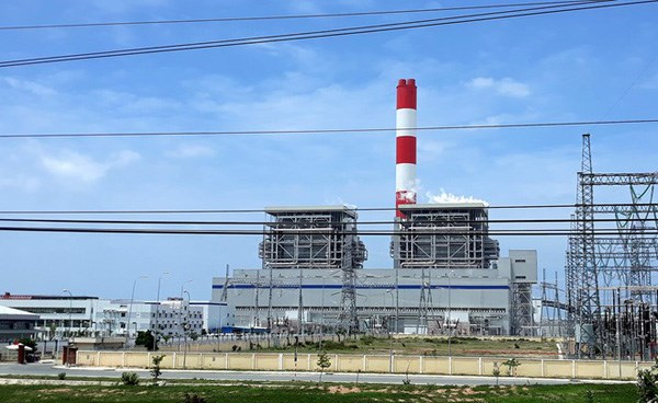 Vinh Tan 1 plant asked to halt pilot run of environment facilities hinh anh 1