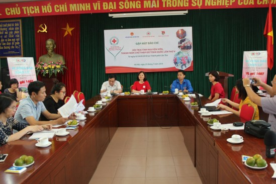 Vietnam Red Cross camp to take place this August hinh anh 1