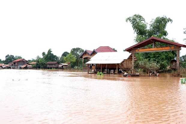 No Vietnamese reported missing in Lao dam collapse hinh anh 1