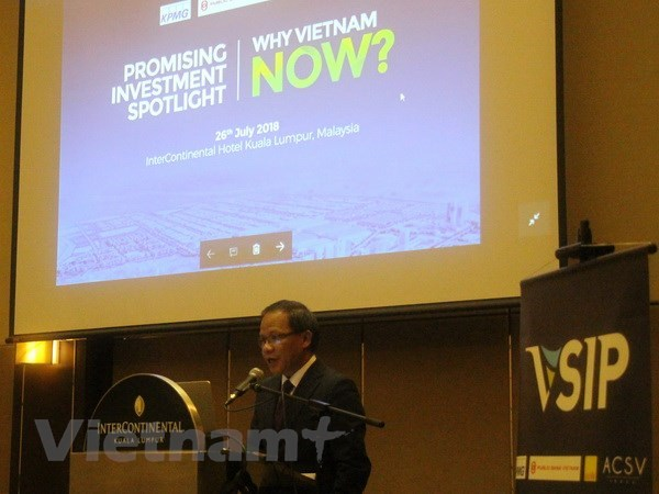 Workshop on Vietnam's investment opportunities held in Malaysia hinh anh 1