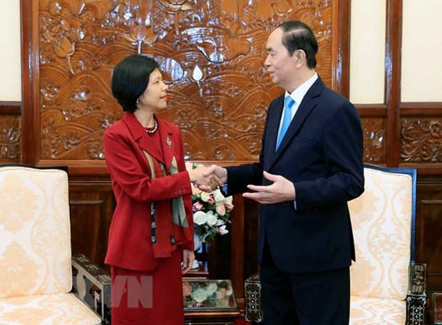 Vietnam wishes to enhance comprehensive partnership with Canada hinh anh 1