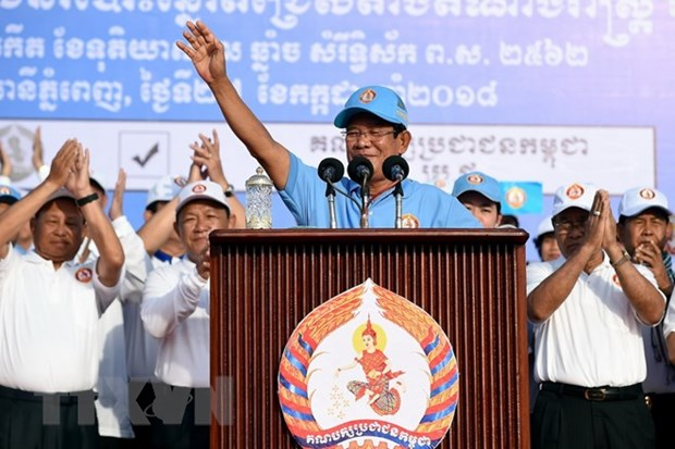Cambodia: Campaign for July 29 general election ends hinh anh 1