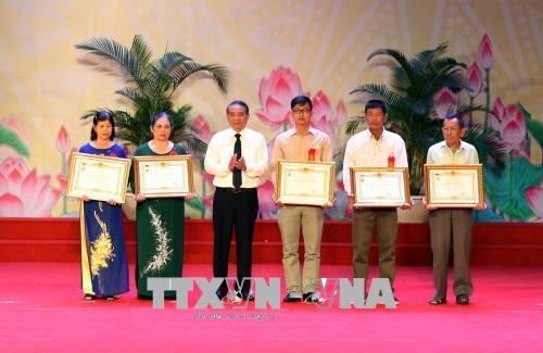 Da Nang reviews house assistance for revolutionary contributors hinh anh 1