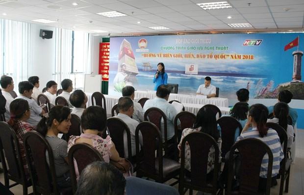 HCM City music show to raise fund for national seas, islands hinh anh 1