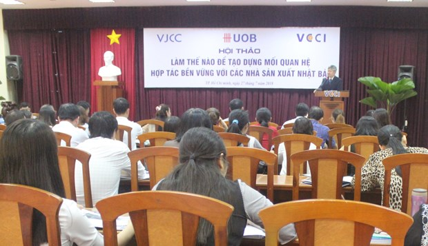 Vietnamese, Japanese firms seek to boost sustainable partnership hinh anh 1