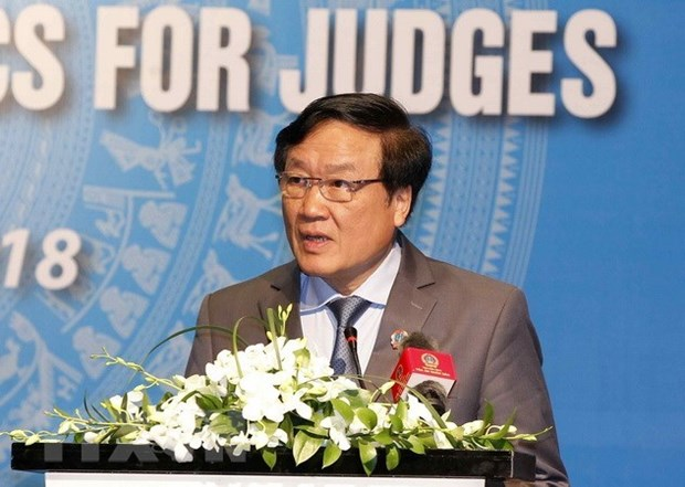 ASEAN countries promote judicial cooperation hinh anh 1