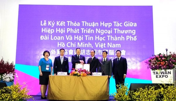 HCM City association inks smart city deal with Taiwanese partner hinh anh 1
