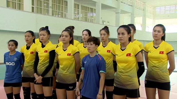 VTV international women's volleyball cup to kick off hinh anh 1