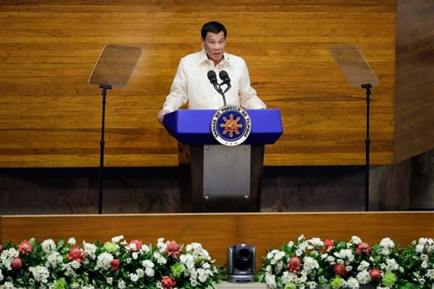 Philippine President proposes peace talks with Abu Sayyaf hinh anh 1