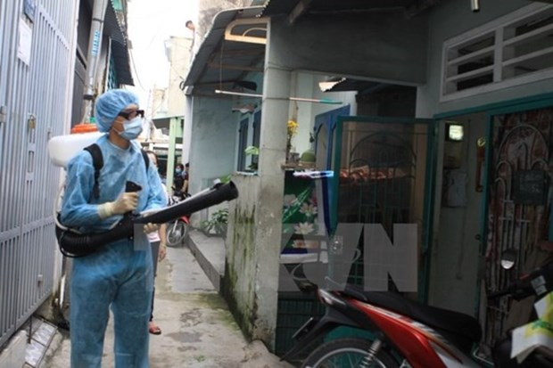 Ho Chi Minh City records first death to dengue fever in 2018 hinh anh 1
