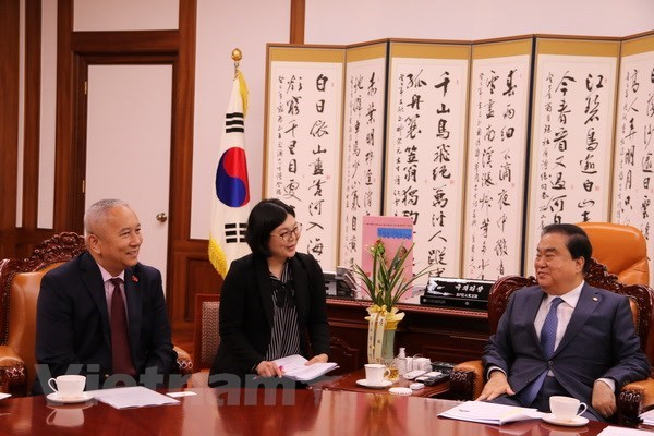 "Vietnam plays important role in RoK's ""New Southern Policy"" hinh anh 1"