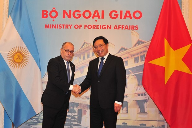 Vietnam, Argentina forge stronger collaboration hinh anh 1