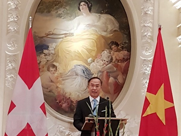 Vietnam, Switzerland enjoy growing ties: Ambassador hinh anh 1