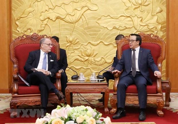 Vietnam regards Argentina as leading partner in Latin America hinh anh 1