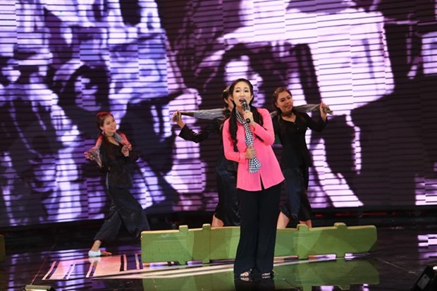 Music gala to raise funds for people in border, island districts hinh anh 1
