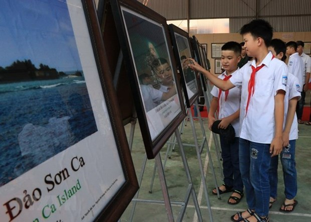 Communication project on sea, island sovereignty approved hinh anh 1