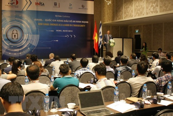 Vietnam, Israel share experience in cyber security hinh anh 1
