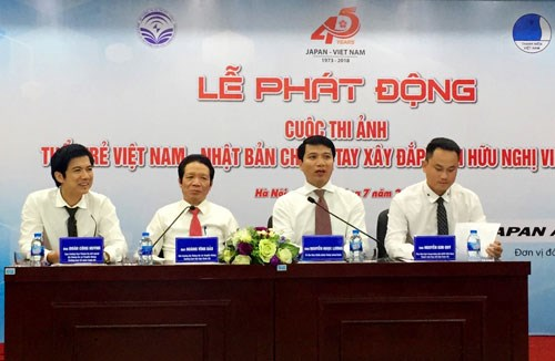 Photo contest on Vietnam – Japan friendship launched hinh anh 1