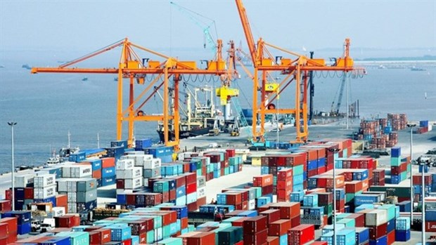 Vietnam records 3.1 billion USD trade surplus in seven months hinh anh 1