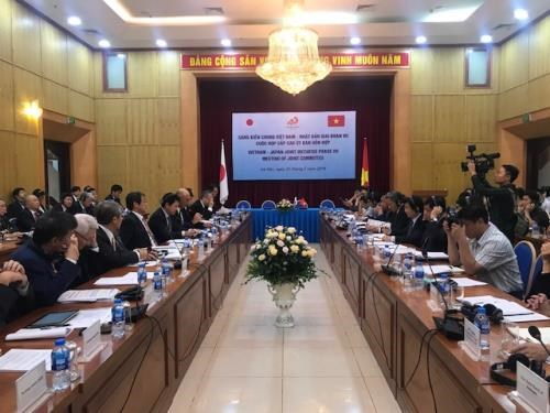 Seventh phase of Vietnam – Japan Joint Initiative launched hinh anh 1