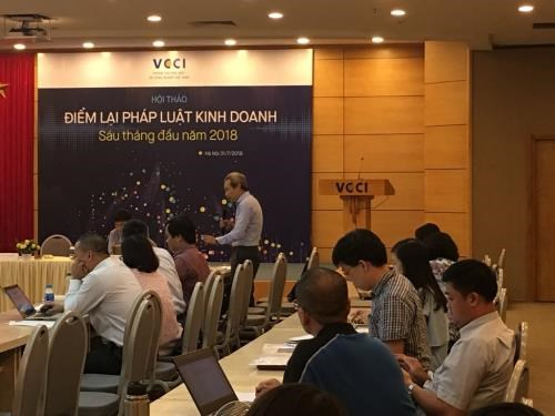 Simplification of business conditions remains limited: conference hinh anh 1